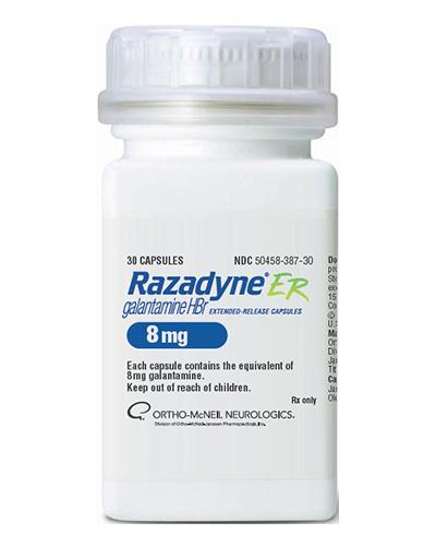Razadyne ER Review
