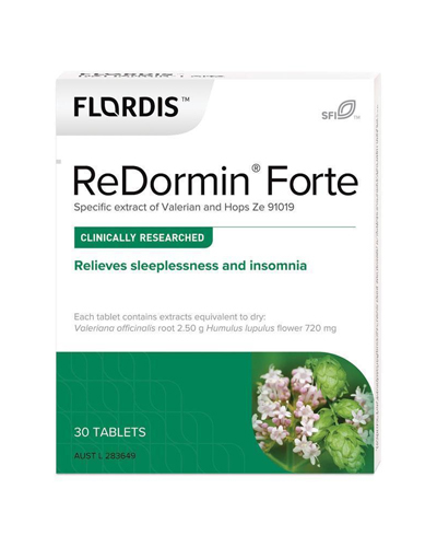 Flordis Natural Medicines ReDormin Review