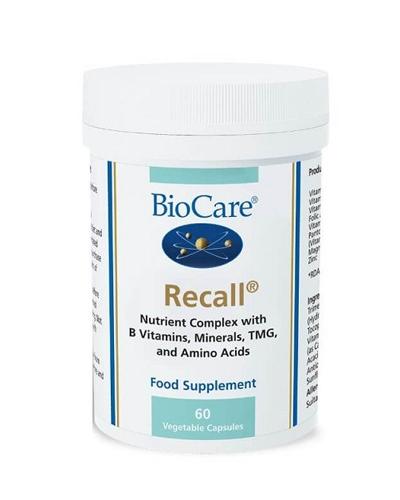 BioCare Recall Review