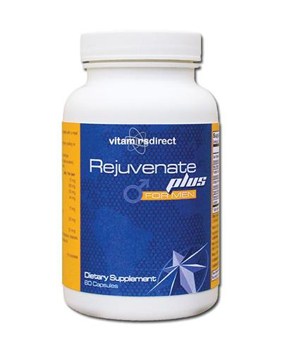 Rejuvenate Plus for Men Review