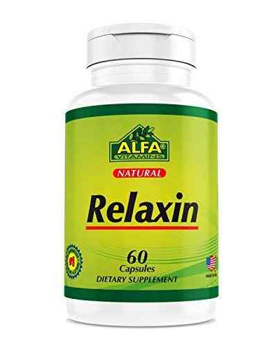 Alfa Vitamins Relaxin Review