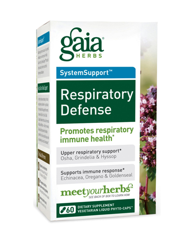 Respiratory Defense Review