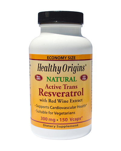 Healthy Origins Resveratrol Review