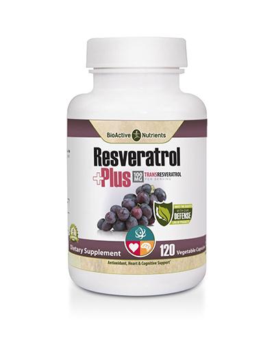 BioActive Nutrients Resveratrol Plus Review