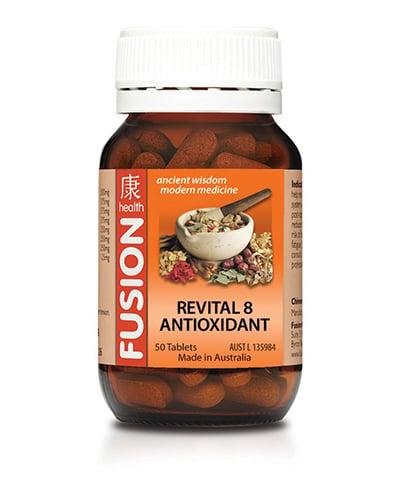 Fusion Health Revital 8 Antioxidant Review