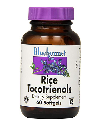 Bluebonnet Rice Tocotrienols Review
