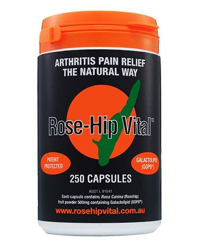 Rose Hip Vital Review