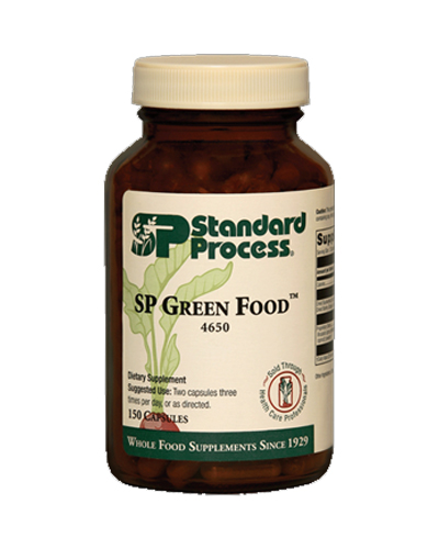 SP Green Food Review