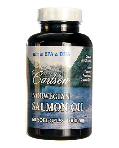 Salmon Oil And GLA Review