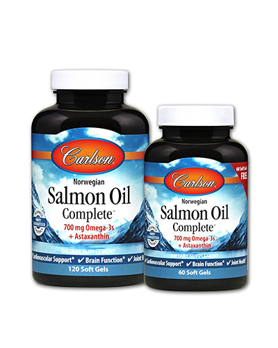 Salmon Oil Complete Review