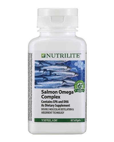 Nutrilite Salmon Omega Complex Review