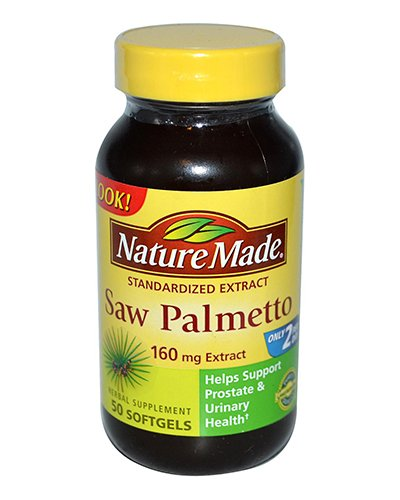 Nature Made Saw Palmetto Review