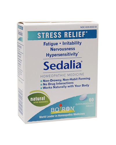 Sedalia Stress Review