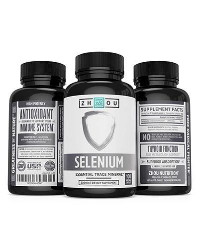 Zhou Nutrition Selenium 200 Review