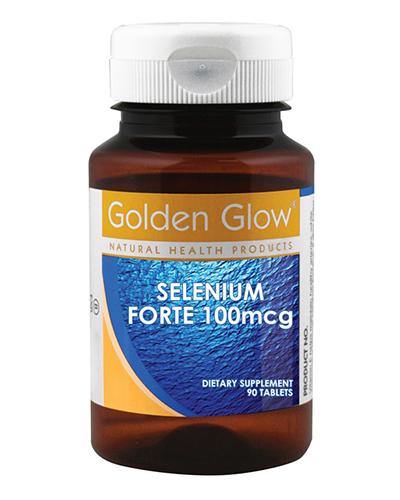 Golden Glow Selenium Forte Review