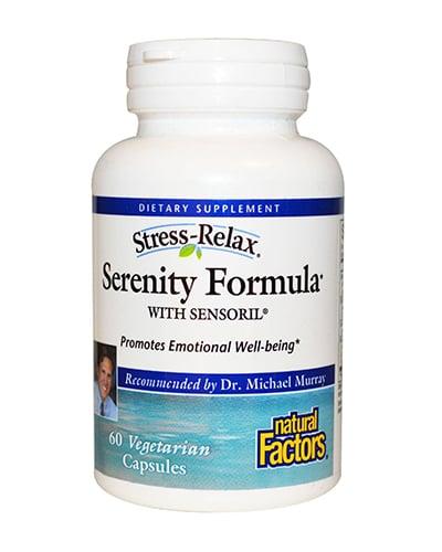 Natural Factors Serenity Formula Review