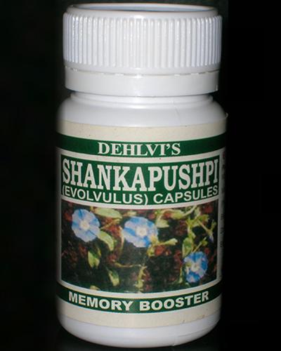 Dehlvi Remedies Shankapushpi Review