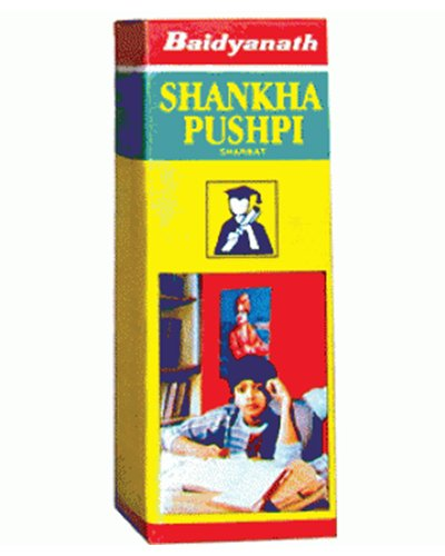 Baidyanath Products Shankapushpi Review