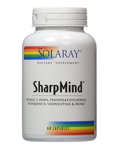 Solaray Sharp Mind Review