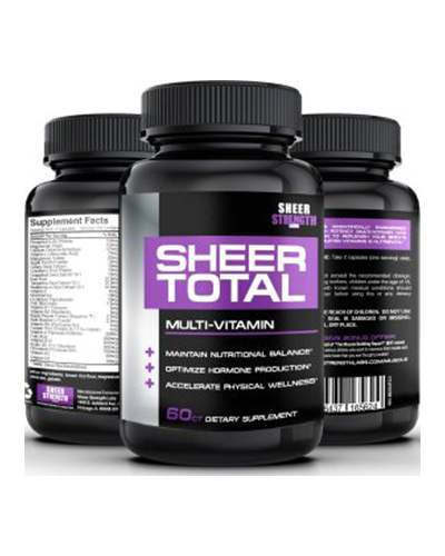 Sheer Total Multivitamin Review