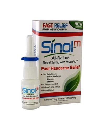 Sinol Headache Relief Review