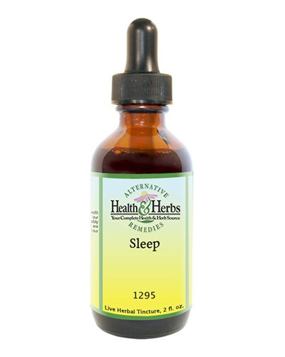 Sleep Formula Tincture Review