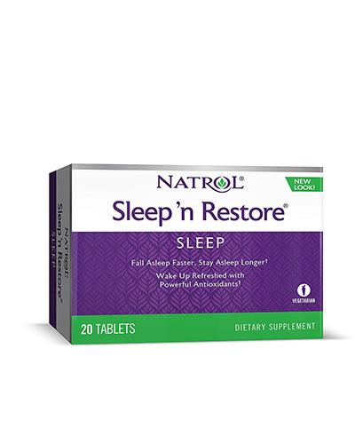 Natrol Sleep 'N Restore Review