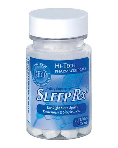 Sleep RX Natural Sleep Aid Review
