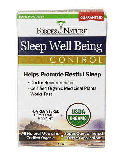 Sleep Well Being Control Review