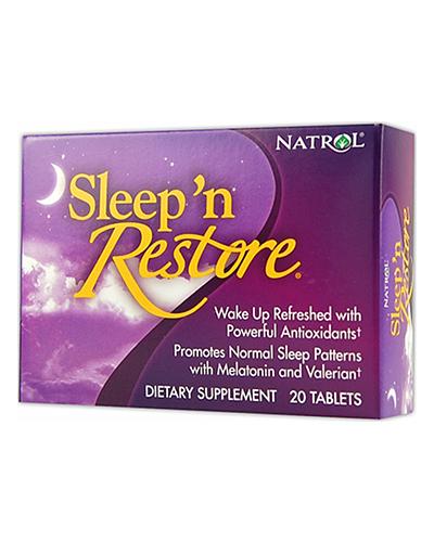 Sleep'n Restore Review