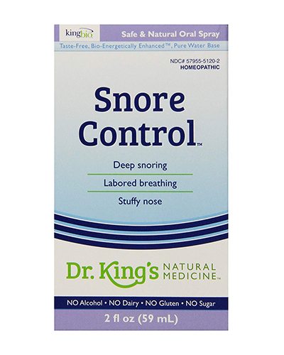 Snore Control Review