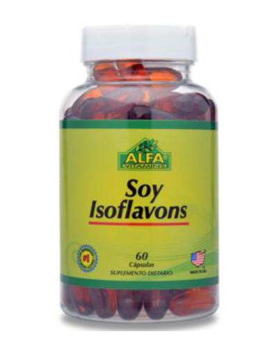 Alfa Vitamins Soy Isoflavones Review