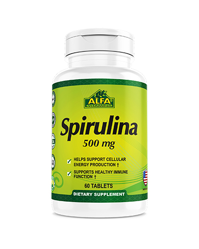 Alfa Vitamins Spirulina Review