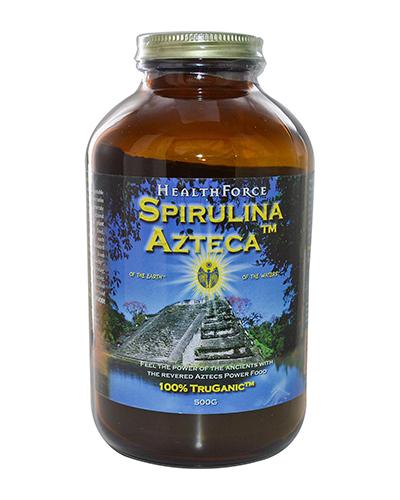 Spirulina Azteca Review