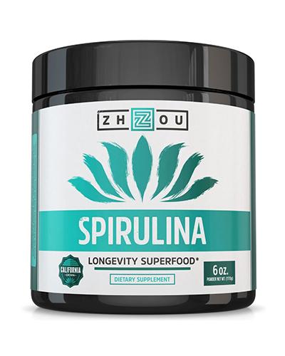 Non-GMO Spirulina Powder Review