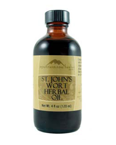 St. John's Wort Herbal Oil Review