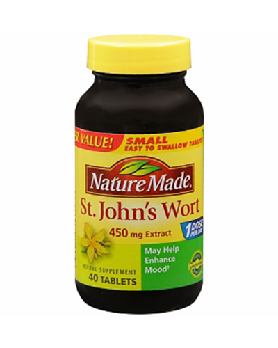 Nature Made St. John's Wort Review