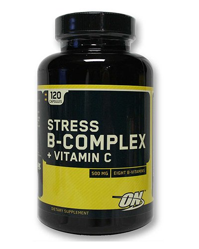 Optimum Nutrition Stress B Complex + Vitamin C Review