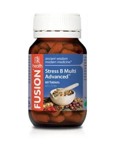 Fusion Health Stress B Multi Advanced Review