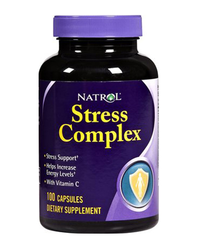 Natrol Stress Complex Review