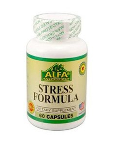 Alfa Vitamins Stress Formula Review