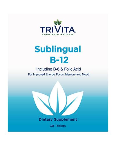 TriVita Sublingual B12 Review