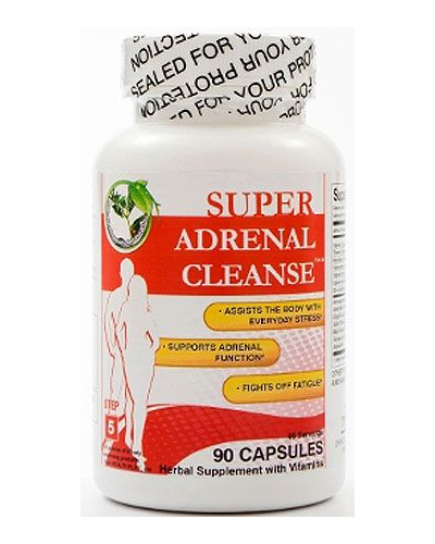Super Adrenal Cleanse Review