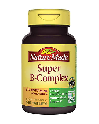 Nature Made Super B-Complex Liquid Softgel Review