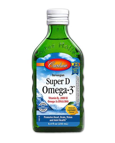 Super D Omega-3 Review