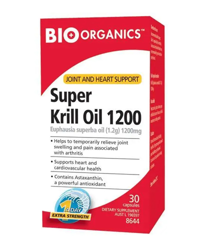 Super Strength Krill Oil 1200 Review