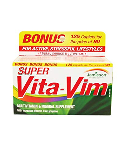 Super Vita-Vim Review