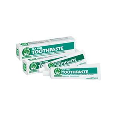 Tea Tree Toothpaste Review