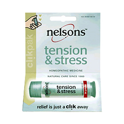 Tension and Stress Homeopathic Clikpak Review