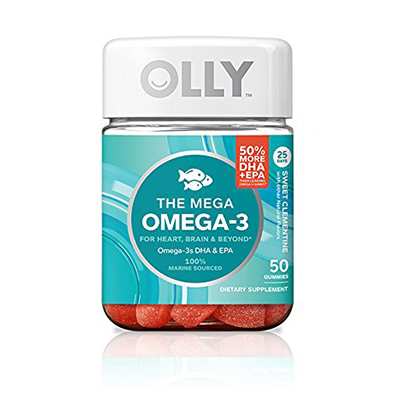 The Mega Omega-3 Review